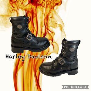 Harley Davidson 91003 Faded Glory Black boot